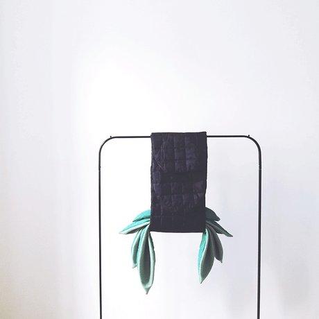 How to fold a palmtree